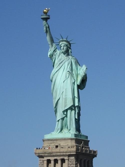 statua libertà gaget gadget