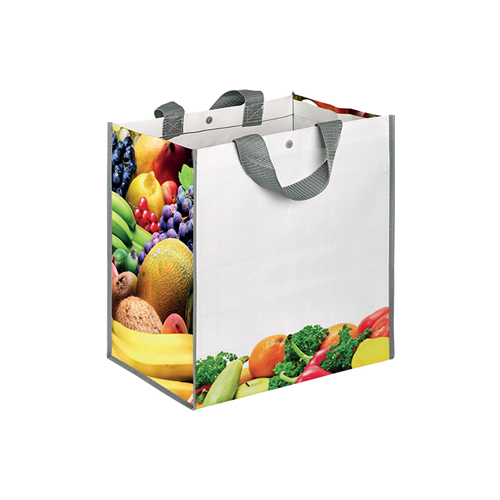 FRUITBOX – BORSA SHOPPING CON SOFFIETTO
