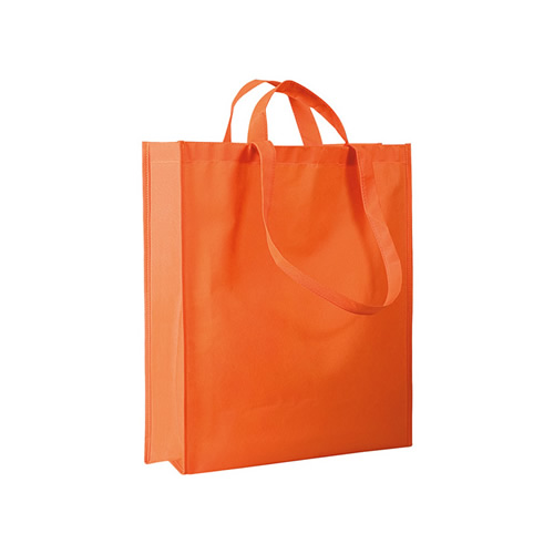 DOUBLE – BORSA SHOPPING CON SOFFIETTO