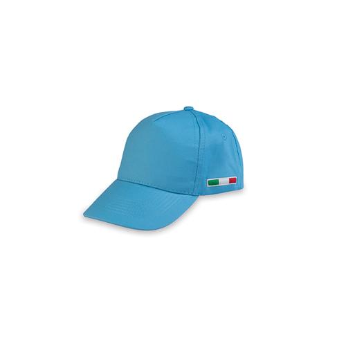 GOLF ITALY – BERRETTO 5 PANNELLI TWILL 108/58