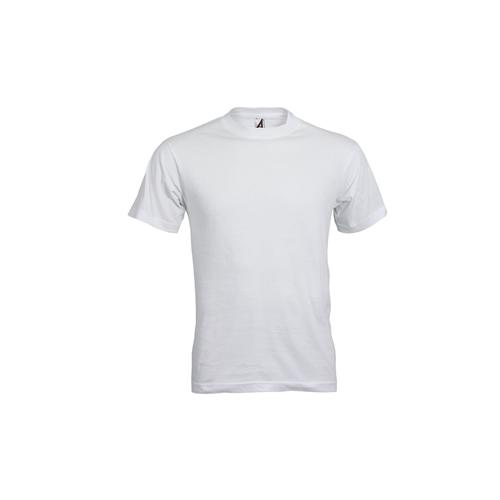 JUNIOR WHITE – T-SHIRT RAGAZZO/BAMBINO COTONE PETTINATO