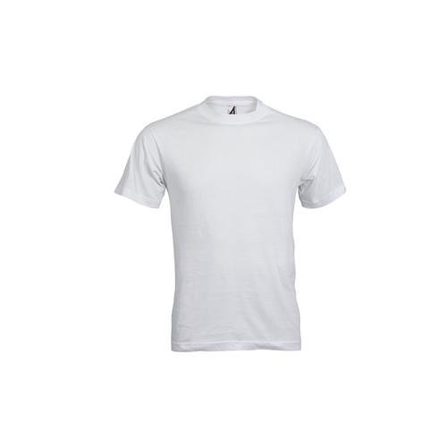 BOMBER WHITE – T-SHIRT ADULTO