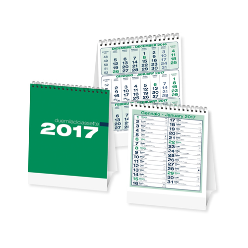 calendario 2017, bari