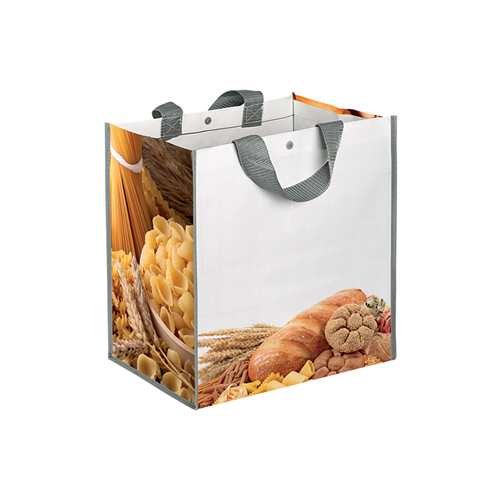 WHEATBOX – BORSA SHOPPING CON SOFFIETTO