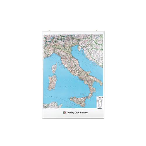 CARTINA ITALIA – CORREDATA DI ASTINE