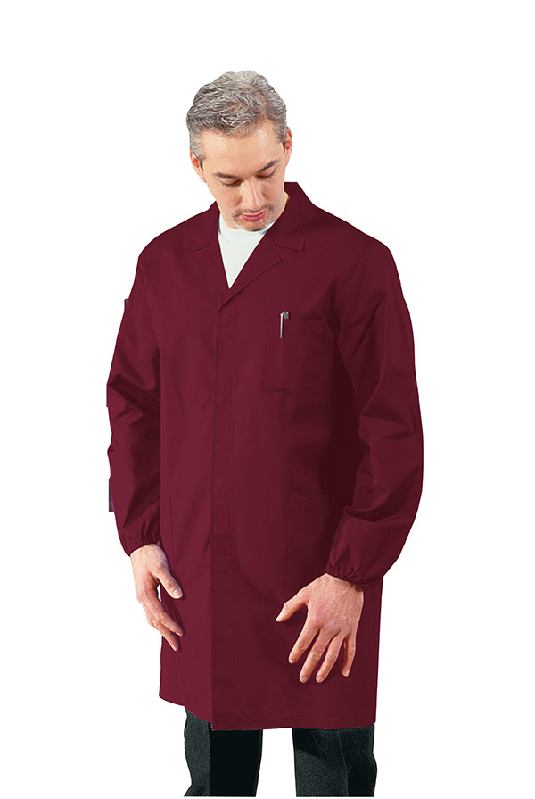 CAMICE UOMO  BORDEAUX 65% POLYESTER  35% COTTON